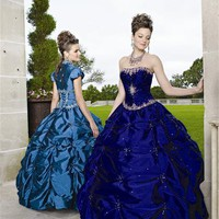 Vizcaya 87035 at Prom Dress Shop