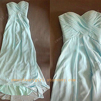 Chic Chiffon Long prom dress/graduation dresses from Lovely Dress