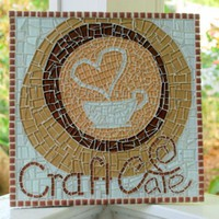 GreenStreetMosaics - Craft Cafe
