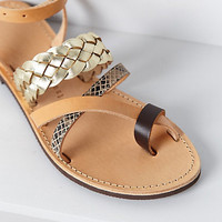 Lemonia Sandals