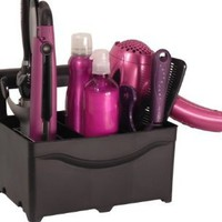 STYLEAWAY - BLACK; Curling Iron, Flat Iron, Blow Dryer, Hair Styling Products Holder / Hanger: Home &amp; Kitchen