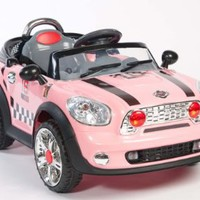 MINI-COOPER Ride On Car Power Wheel Kids