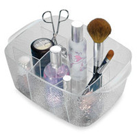 Divided Cosmetic Bin!™ - Bed Bath & Beyond