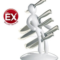 THE EX VOODOO KNIFE SET - WHITE
