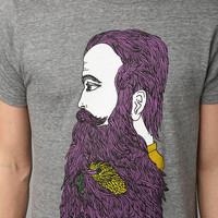 Bearded Man Tee