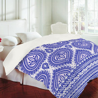 DENY Designs Home Accessories | Aimee St Hill Decorative Blue Duvet Cover
