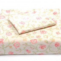 Laura Ashley Applemint Sheet Set - 183143-6 - Sheets - Bed &amp; Bath
