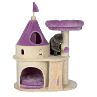 TRIXIE's My Kitty Darling Castle - Cat - Boutique - PetSmart