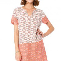 Trippe Shift Dress - ShopSosie.com