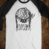 Dream ON - RANDOMZ - Skreened T-shirts, Organic Shirts, Hoodies, Kids Tees, Baby One-Pieces and Tote Bags