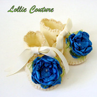 Baby Shoes - Baby Shower Gifts - Baby Girl