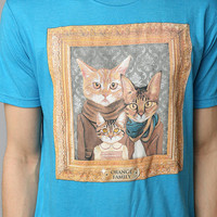 Urban Outfitters - Cat Family Tee
