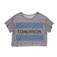Tomlinson Cropped Short Sleeve Shirt