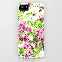 Blissful iPhone Case by Lisa Argyropoulos | Society6