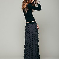 Free People FP X Lydia Maxi Skirt