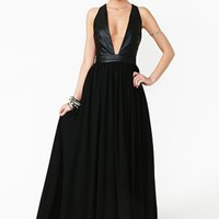 Shadowplay Maxi Dress