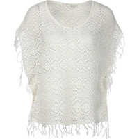 BILLABONG Love Me Up Womens Poncho 187887150 | tops | Tillys.com