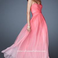 La Femme 17004 Dress - MissesDressy.com