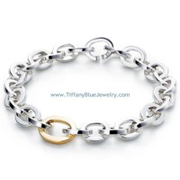 Find The Last Cheap Tiffany & Co Oval Link Bracelet In Tiffanybluejewelry.com