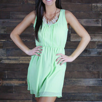 Crackin&#x27; Pistachios Dress