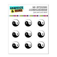 Amazon.com: Yin Yang - Home Button Stickers Fit Apple iPhone (3G, 3GS, 4, 4S, 5), iPad (1, 2, 3, 4, mini), iPod Touch (1, 2, 3, 4, 5): Cell Phones & Accessories