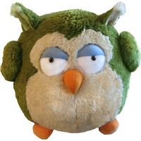 Squishable Owl: An Adorable Fuzzy Plush to Snurfle and Squeeze!