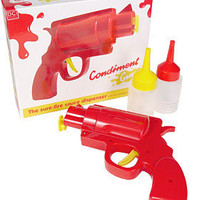 PLASTICLAND - Oversized Gun Condiment Dispenser