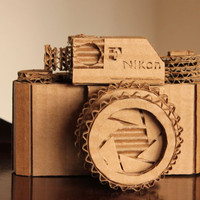 Cardboard Camera