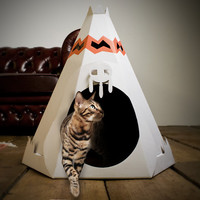 Cat Play Houses at Firebox.com