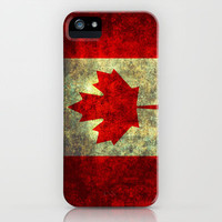Oh Canada! iPhone Case by Bruce Stanfield