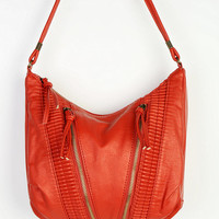 Ecote Zip-Front Crossbody Bag
