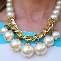 Pearls Are A Girls Best Friend Necklace | Hope's