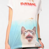 PAWS Spoof Tunic Tee
