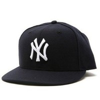 New York Yankees Performance New Era Official On-Field Fitted Cap