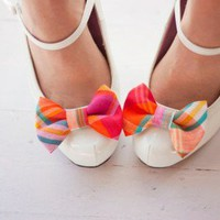 Pretty Little Bow Shoes