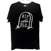 Rest in Pizza T-Shirt (ATTN: notate SIZE during checkout)