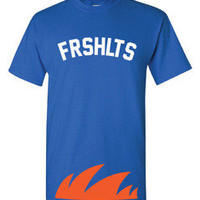 Freshletes  Sharktooth Tee - Royal