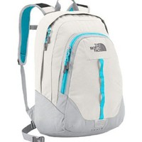 Amazon.com: The North Face Vault Daypack for Women Vaporous Grey/Metallic Silver: Sports & Outdoors