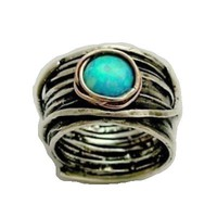 Eye of Ocean Ring