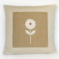 SALE - Decorative Pillow Cushion cover 16x16