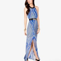 Tribal Print Halter Dress | FOREVER 21 - 2027704381