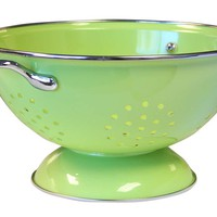 One Kings Lane - Cooking in Color - 3 Qt Colander, Lime