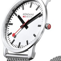 Mondaine Simply Elegant A672.30351.16SBM watch - Modern Watches from Watchismo.com