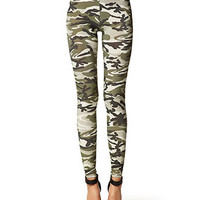 Camo Leggings | FOREVER 21 - 2062964369