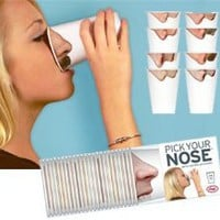 PICK YOUR NOSE Party Cups - Set of 24
