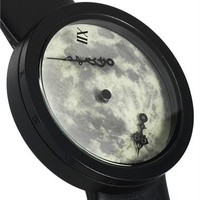 M-Theory Time &amp;amp; Space Zero Gravity Moonlight Watch now available at Watchismo.com