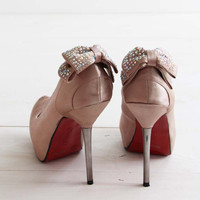 High Society Heels, Sweet Wedding &amp; Bridesmaid Shoes