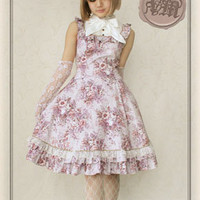 Classical Bouquet Doll Dress