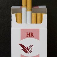 Honeyrose &amp;quot;S&amp;quot; Strawberry Flavor Tobacco Free Nicotine Free Herbal Cigarettes