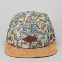 Entree Treasure Map 5-Panel Hat